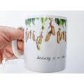Tasse de thé-café Nepenthes