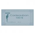 Cheque-cadeau d'Araflora Euro 100